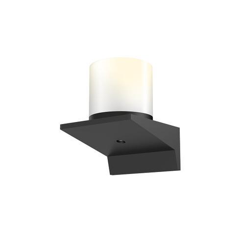 "Sonneman - A Way of Light - Votives LED Sconce [Color/Finish=Satin Black, Shade Size=3"" height x 3"" diameter]"