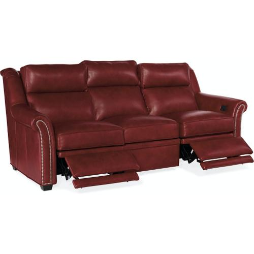 Bradington Young - Bradington Young Robinson Sofa L and R Full Recline w/Articulating Headrest - Two Pc Back 206-90-2