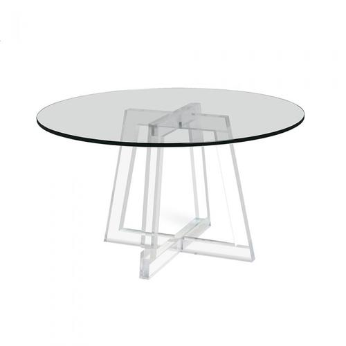 Stella Acrylic Dining Table