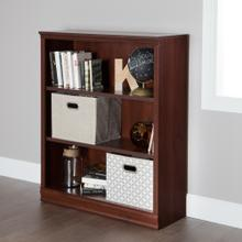 3-Shelf Bookcase - Royal Cherry