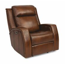 See Details - Mustang Power Gliding Recliner with Power Headrest