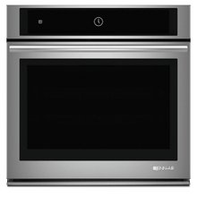 "Jenn-Air® 30"" Single Wall Oven with MultiMode® Convection System, Euro-Style Stainless Handle"