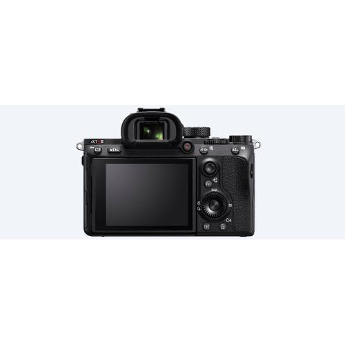 7R III with 35 mm full-frame image sensor