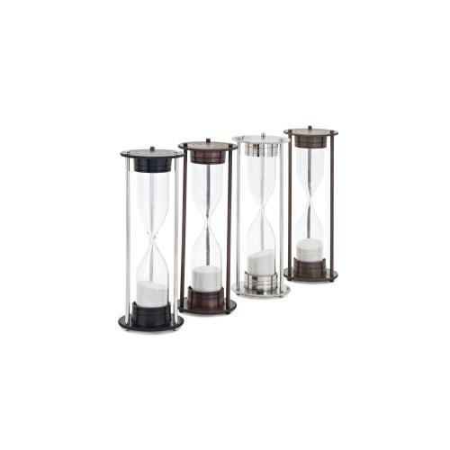 Orvil Large Hourglasses - Ast 4