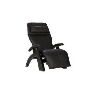 Human Touch - Perfect Chair ® PC-600 Silhouette - Matte Black - Black Premium Leather