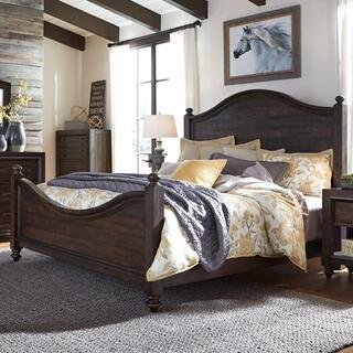 See Details - Piedmont Poster Bed