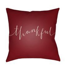"Thankful THANK-001 18"" x 18"""