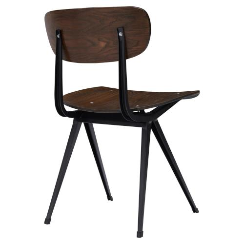 Ezra KD Chair, Walnut