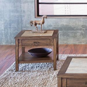 Liberty Furniture Industries - End Table