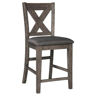 See Details - Caitbrook Dining Counter Height Bar Stool (set of 3)