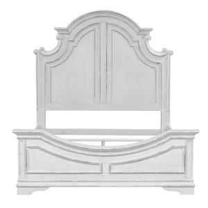Liberty Furniture Industries - Queen Panel Bed, Dresser & Mirror