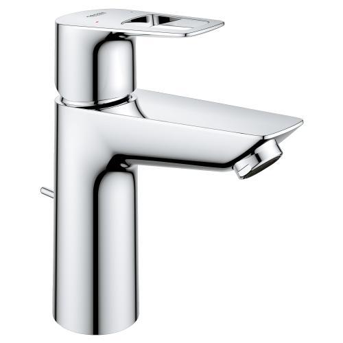 Bauloop Single Hole Single-handle M-size Bathroom Faucet 1.2 Gpm