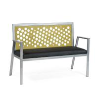 Luca Bench with Bubbles Insert Product Image