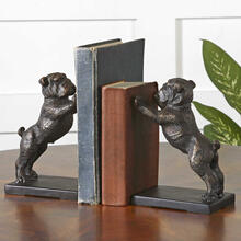 See Details - Bulldogs Bookends, S/2