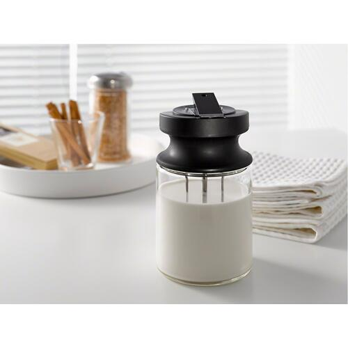 MB-CVA 6000 Milk container made of glass Latte Macchiato and Cappuccino whenever you want!