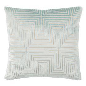 Denica Pillow - Aqua Haze