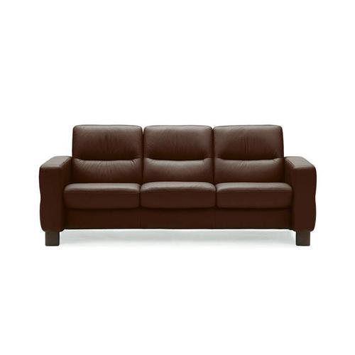 Stressless By Ekornes - Wave 3-Seater