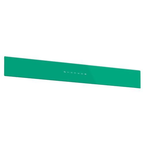 BEST Range Hoods - UCB3 30'' Front Glass Panel Emerald