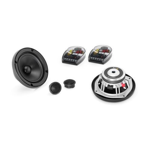 JL Audio - 5.25-inch (130 mm) 2-Way Component Speaker System