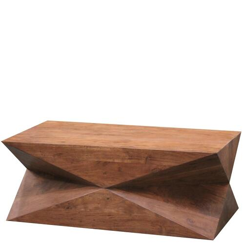 Vander - Coffee Table - Brawny Acacia Finish