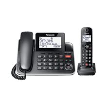 KX-TGF870B Cordless Phones