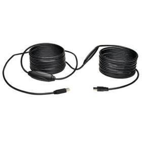USB 3.0 SuperSpeed Active Repeater Cable (AB M/M), 36 ft. (10.97 m)