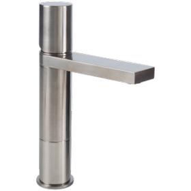 Otella Vessel Lav Faucet Medium Brushed Nickel