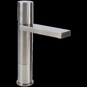 Otella Vessel Lav Faucet Medium Brushed Nickel Product Image