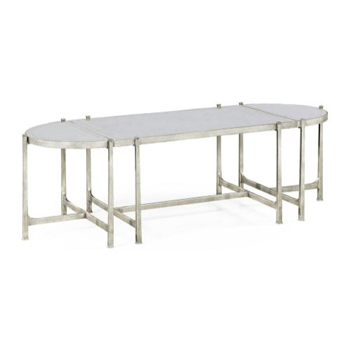 glomise & Silver Iron Bunching Tables