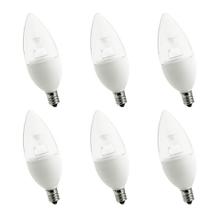 purePower C37 LED Bulb - 6 pack