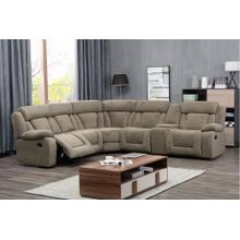 8038 Fabric Modular Sectional Sofa