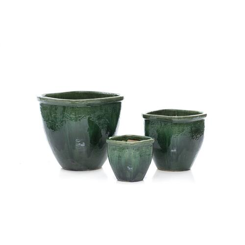Main Street Blend Planter - Set of 3