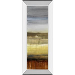 """Summer Rain Il"" By Lanie Loreth Mirror Framed Print Wall Art"