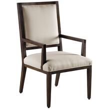 Burbank Arm Chair - Upholstered Seat