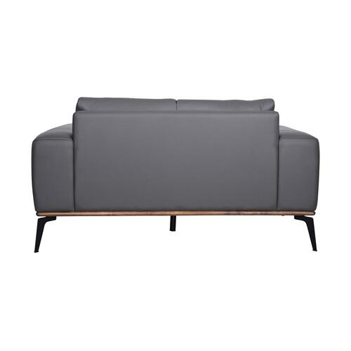 Pietro Gray Sofa, Loveseat & Chair, L2110