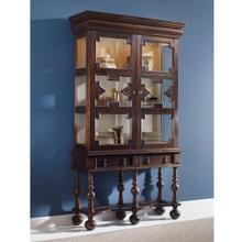 See Details - William & Mary Tall Cabinet