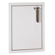 Flush Single Access Door with Lock