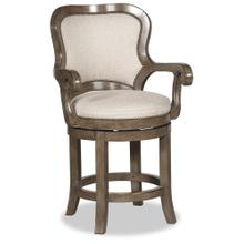 See Details - NATE - 1910 CTR SWIVEL (Bar / Counterstools - Dining)