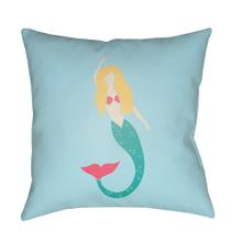 "Mermaid LIL-054 18""H x 18""W"