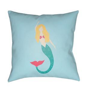 "Mermaid LIL-054 20""H x 20""W"