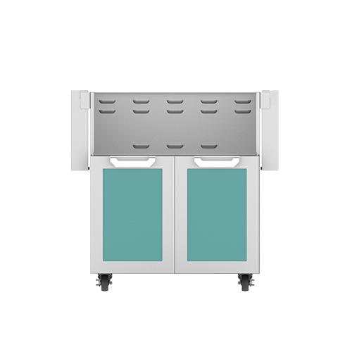 """Hestan - 30"""" Hestan Outdoor Tower Cart with Double Doors - GCD Series - Bora-bora"""