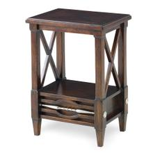 View Product - Spindle Mini Table - Walnut