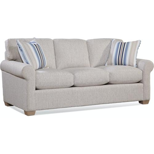 Braxton Culler Inc - Bedford 3 over 3 Sofa with Topstitch