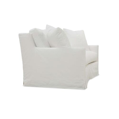 Rowe Furniture - Merritt Slip Bench Cushion Sofa