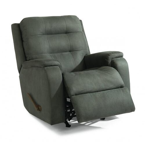 Arlo Fabric Recliner
