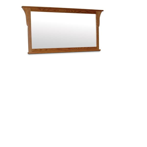 Prairie Mission Bureau Mirror, Large