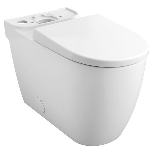 Essence Essence Right Height Elongated Toilet Bowl With Seat