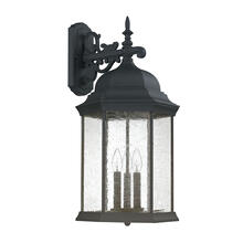 3 Light Wall Lantern