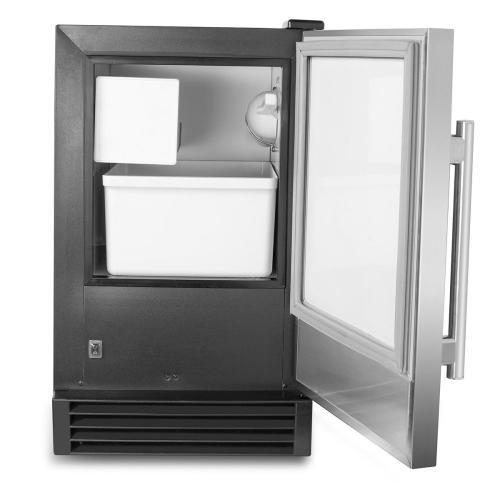 MIM25 Indoor Self-Contained Ice Machine