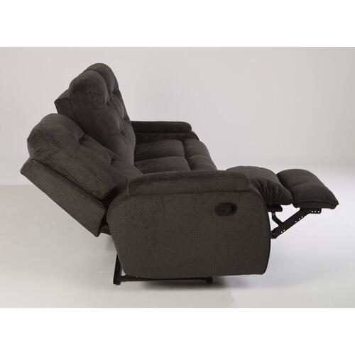 Kane Fabric Reclining Sofa